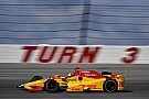 IndyCar Hunter-Reay transferido a un hospital tras su fuerte accidente