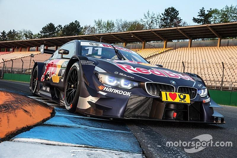 La nouvelle BMW M4 DTM prête pour la nouvelle saison