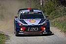 WRC Neuville amplia su ventaja, Ogier con problemas y Sordo en el podio
