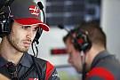 Haas: Giovinazzi testleri takımı olumsuz etkilemiyor