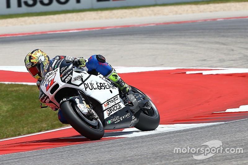 Unfall im Training: MotoGP-Fahrer Karel Abraham mit Knöchelbruch