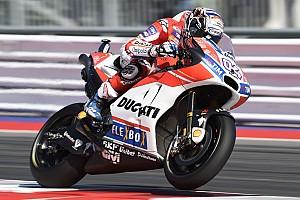 MotoGP Репортаж з практики Гран Прі Сан-Маріно: Довіціозо випередив Маркеса на останніх секундах четвертої практики