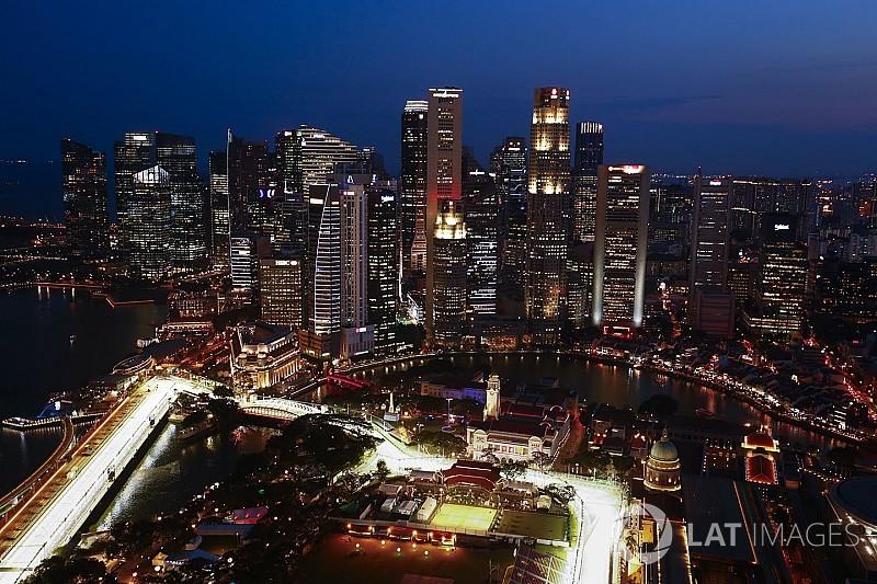 Ufficiale: il GP di Singapore fino al 2021 nel calendario di F.1