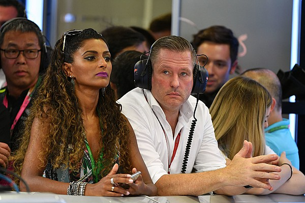 Formula 1 Ultime notizie Jos Verstappen: