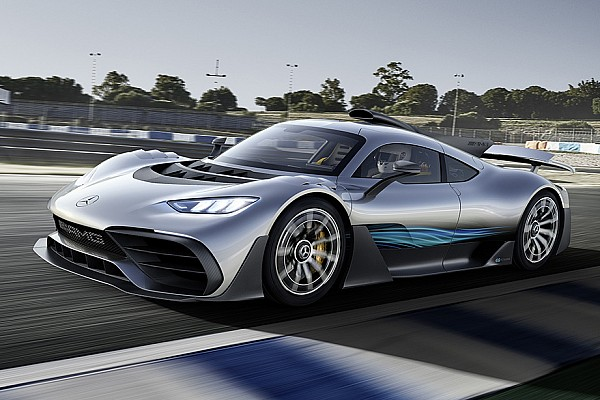 Automotive Nieuws Mercedes-AMG Project One komt boven water in Monaco
