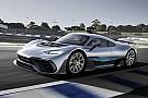 Prodotto Fotogallery: ecco la splendida Mercedes-AMG Project One