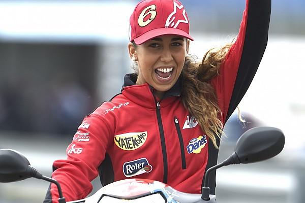 Herrera to make Moto3 return with Aspar