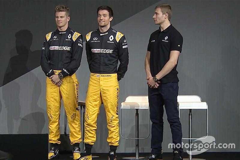 Сироткин стал резервным пилотом Renault F1