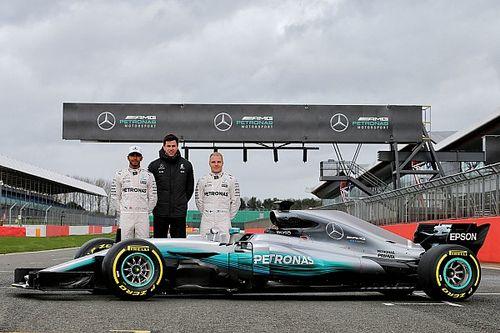Teknik analiz: Mercedes W08'in perde arkası