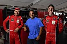 IMSA Montoya interested in racing Ferrari GT