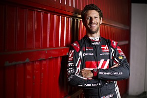 Formule 1 Interview Romain Grosjean a répondu à vos questions !