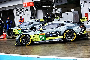 WEC Breaking news Aston Martin reveals extent of 2018 Vantage GTE preparations