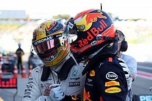 Формула 1 Комментарий Ферстаппен признался, что не рассчитывал обогнать Хэмилтона