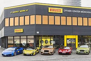 GENEL Basın bülteni Pirelli'nin Avrupa'daki ilk P Zero mağazası Münih'te açıldı