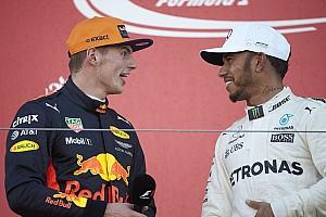 Formule 1 Nieuws Hamilton ziet Verstappen als een van zijn grootste rivalen