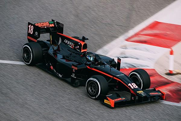 De Vries, junior de McLaren, lidera el último día de test de la F2