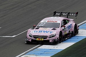 DTM News DTM 2017 am Lausitzring: Mercedes ist