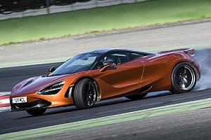 OTOMOBİL Özel Haber 2017 McLaren 720S'i test ettik