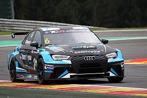 TCR Prove libere Spa, Libere 2: Vervisch vola con l'Audi