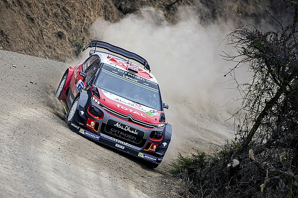 Citroën: WRC-Rallye Mexiko zeigt wahre Stärke des Autos
