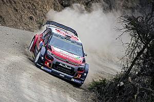 WRC News Citroën: WRC-Rallye Mexiko zeigt wahre Stärke des Autos