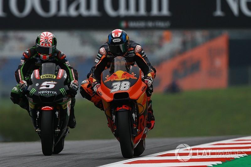 KTM anuncia Tech 3 como parceira na MotoGP