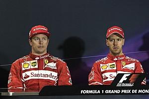 Formula 1 Son dakika Salo: Raikkonen Ferrari'de ikinci planda