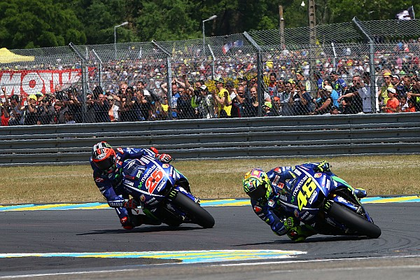 MotoGP Valentino Rossi: Vinales hat bei MotoGP in Le Mans