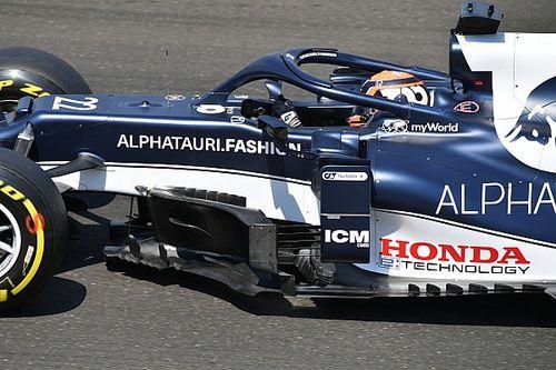 角田裕毅「ガスリーから、なぜあんなに遅れたのか分からない」予選Q1敗退に困惑