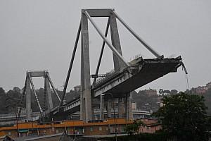 Genova, crollo ponte Morandi: morto il campione di trial Giorgio Donaggio