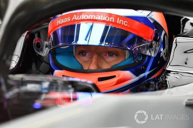 Haas: Grosjeannak jó formában kell maradnia, hogy megtarthassa az ülését