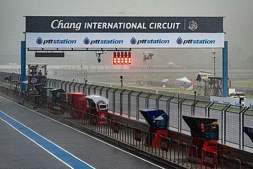 MotoGP cancela su carrera 2021 en Tailandia