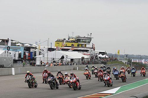 Cuántos fines de semana coincidirán Fórmula 1 y MotoGP en 2022