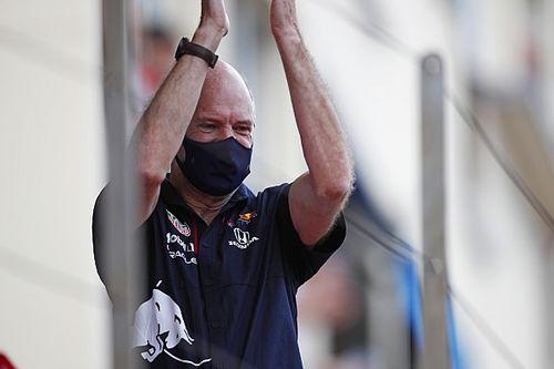 Red Bull ile kontrat yenileyen Newey, Aston Martin'e geçmeyecek