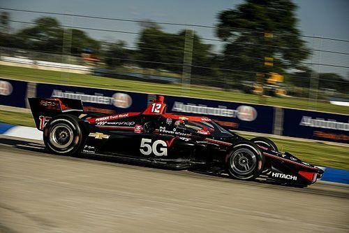 "Power furious at ""dumb decisions"" by IndyCar after Detroit despair"