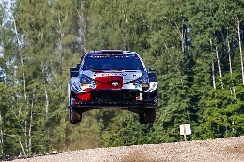 Ogier da pistas de sus planes para el WRC 2022 con Toyota