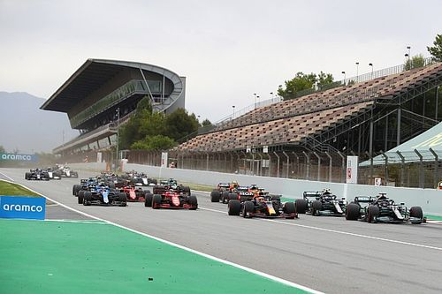 GP de España F1: Timeline vuelta por vuelta