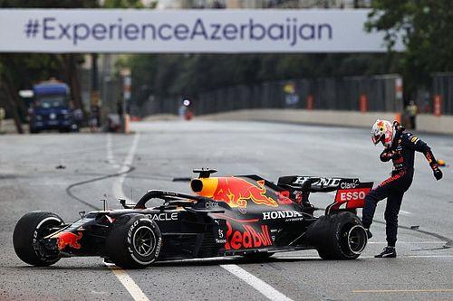 Bandenspanning onder vergrootglas in F1 na klapbanden in Baku