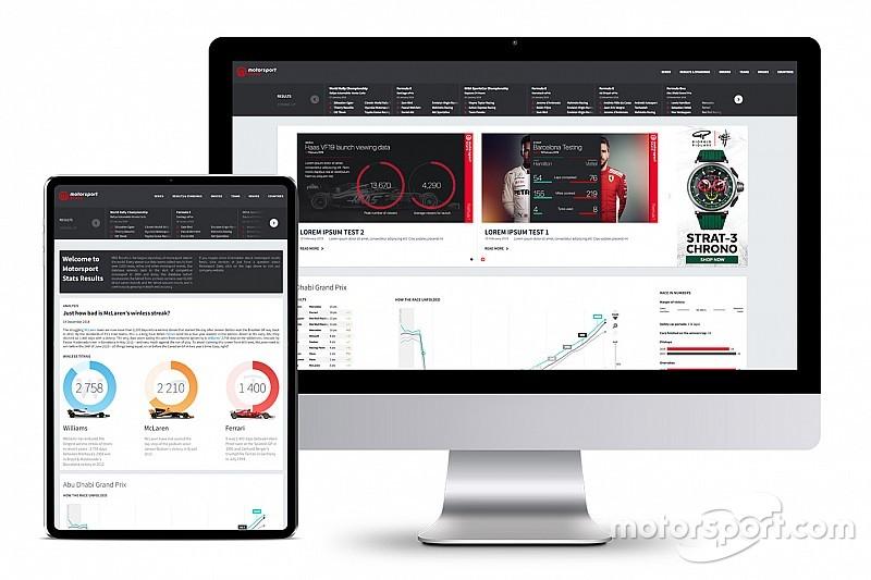 Motorsport Stats lance la plus grande base de données de résultats gratuite au monde
