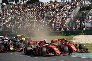 Teammate wars! The Australian GP verdict