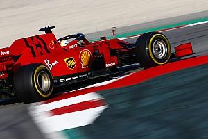 Vettel marca el paso en el primer día de tests en la F1 2019