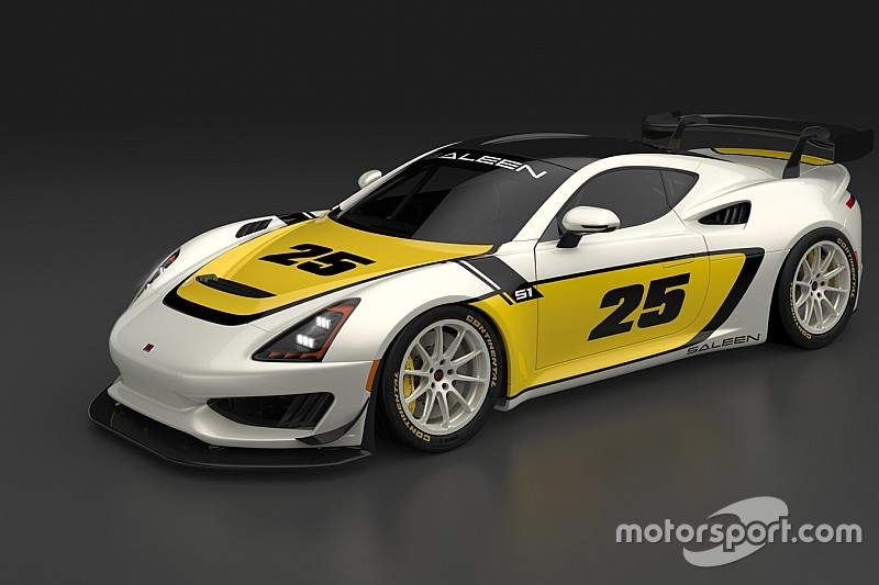 Saleen returns to racing with one-make series