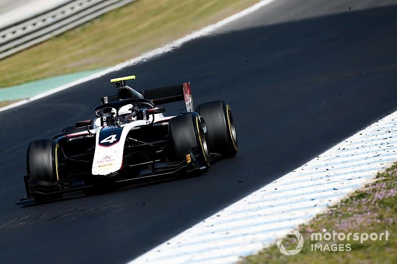 Test F2 Barcellona, Giorno 1: De Vries comanda davanti a Sette Camara. Schumacher 4°