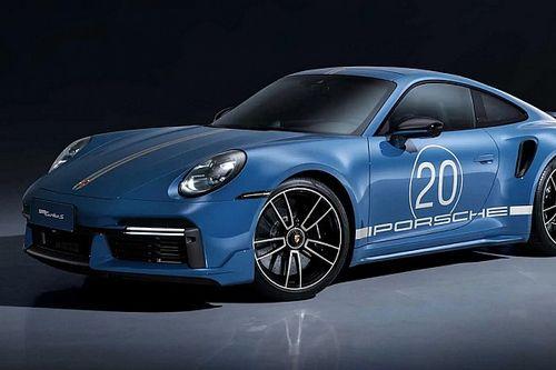 Különleges Porsche 911 Turbo S kiadás készült a cég Kínába érkezésének 20. évfordulójára