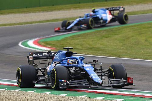 Ocon Nikmati Pertarungan Kontra Alonso
