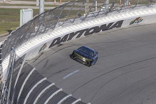 NASCAR's Next Gen car hits speed targets at Daytona test