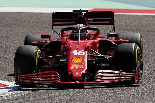 """Leclerc: """"Non pensavamo di essere così competitivi"""""""