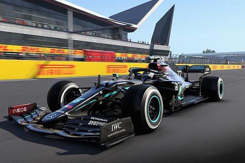 Codemasters voegt zwarte Mercedes-livery toe aan F1 2020
