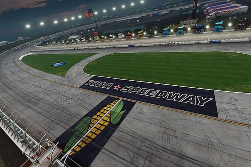 La eNASCAR Heat Pro League sur l'Iowa Speedway pour la 7e manche