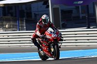 "Dovizioso felt ""no strange pain"" in first post-surgery test"